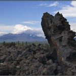 Le volcan Ostry Tolbachik